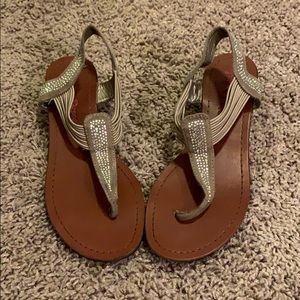 Sandals with Jewels